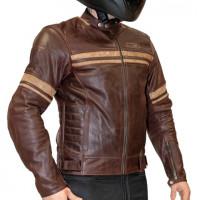 MCP Мотокуртка кожаная классическая Hemet