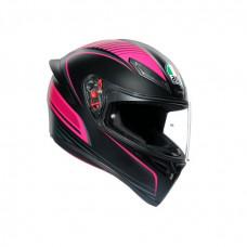 шлем AGV K1 - BLACK/PINK